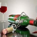 Красное вино полезно для... зубов