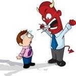 Ваш агрессивный начальник действительно идиот