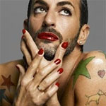 Марк Джейкобс научит мужчин красить губы и ногти