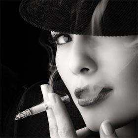 Курение приводит к набору веса