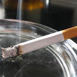 Сигареты без никотина вызывают рак быстрее, чем обычные