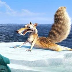Появился первый трейлер мультфильма «Ледниковый период-4»