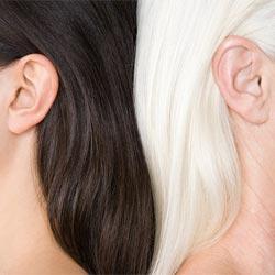 Процесс поседения волос можно замедлить