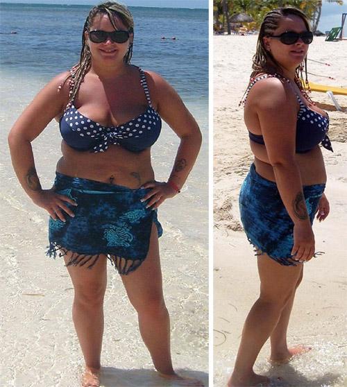 Британка похудела на 38 кг