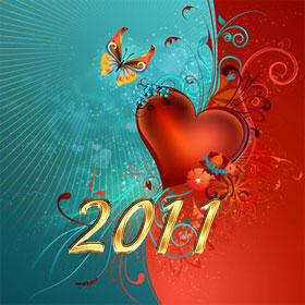 Любовный гороскоп на 2011 год