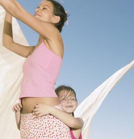 Предметы гардероба в гигиене ребёнка