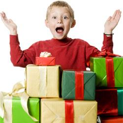 Какой подарок выбрать мальчику