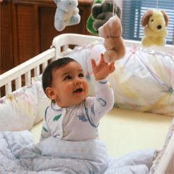 Хорошая детская кроватка - залог здорового сна ребенка