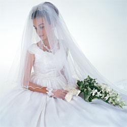 Современные свадебные аксессуары невесты
