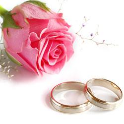 Обручальное кольцо - серьезный выбор для двух влюблённых