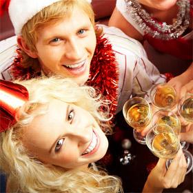 Сценарий на новый год 2015 с конкурсной программой
