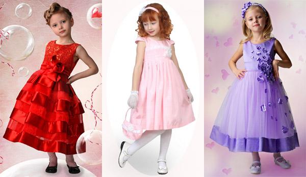 f06a78d44d7e Выбираем нарядное платье для девочки - Покупки - Дом и отдых ...