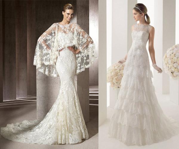 Платье свадебное шанель