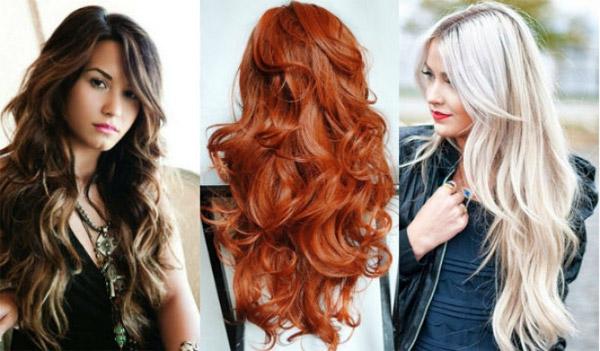 Стрижки на длинные волосы варианты