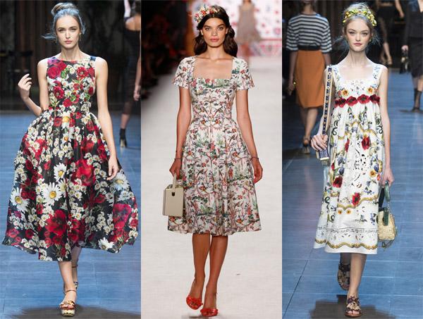 8ab4b3fe491b Летние платья 2016  модные тенденции - Стильная одежда - Мода ...