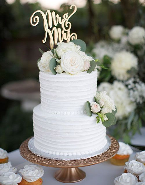 торт для свадьбы фото