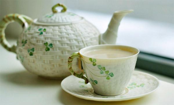 зеленый чай с молоком диета для похудения