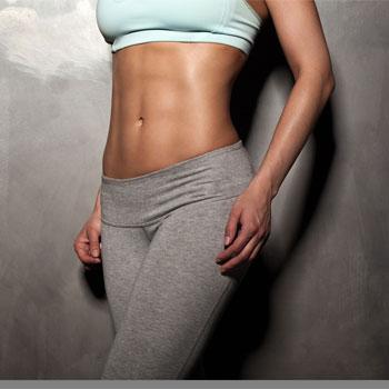 как похудеть упражнениями дома