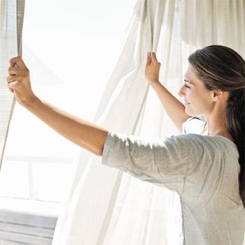Отбелить шторы тюль в домашних условиях 71