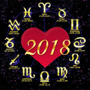 Любовный гороскоп на 2018 год Весы