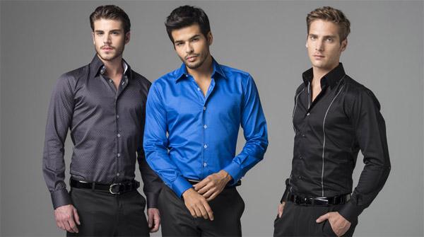 0bb64c926d75af9 Мужские рубашки - тенденции 2018 года - Стильная одежда - Мода ...