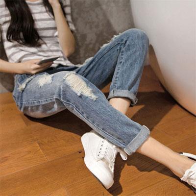тест Скажи, где рвутся твои джинсы